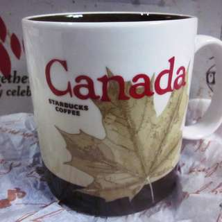 Starbucks Global Icon Canada Whistler Collector Series 2009