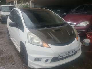 Honda Jazz 1.3A - Offer price