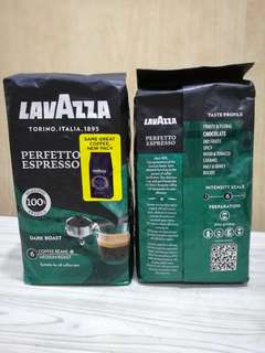 Lavazza  Roasted Coffee Beans -Perfetto Expresso ( per pack)