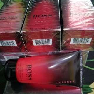 🚚 Hugo Boss Lotion - Intense 150ml