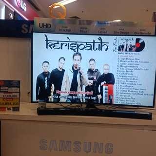 "Gebyar Promo Cicilan Tanpa Kartu Kredit Samsung UjD SmartTV 55"""