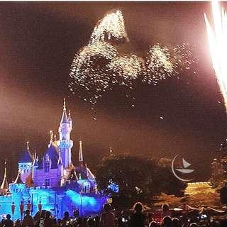Hong Kong Disneyland Ticket promo