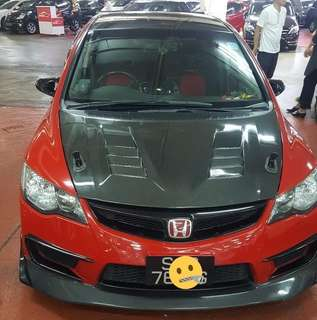Honda Civic Fd 2008 Type R 2.0 Manual 6 Speed