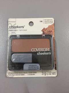 Covergirl cheekers blush