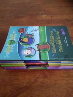 Buku Sirah 25 Rasul kanak-kanak