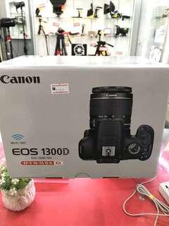 EOS 1300D Kit 18-55mm