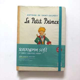 Le Petite Prince The little Prince Notebook