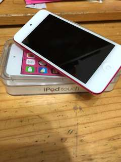 APPLE iPod touch 6#粉紫色#冇花#32GB#可少議