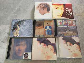 Andy刘德华 CD
