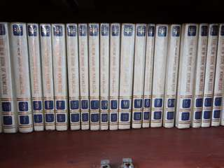 New Book of Knowledge Encyclopedia Set