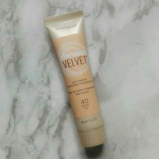 Dream Velvet Soft-Matte Foundation (40 Nude)
