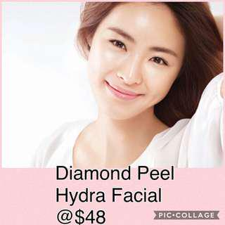 Diamond Peel Hydra Facial™