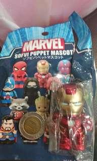 Marvel japan ensky ironman sofvi figure