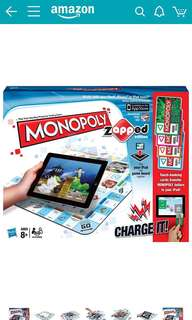 Monopoly Zapped Edition (Electronic Monopoly)
