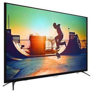"Philips 50"" 4K UHD Smart LED TV - 50PUT6002"