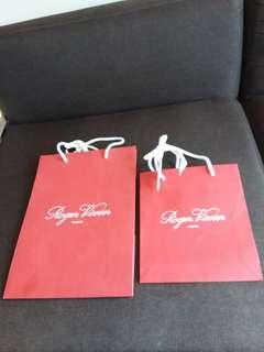paper bag 名牌紙袋