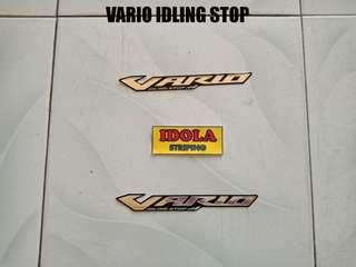 Emblem Vario Idling Stop