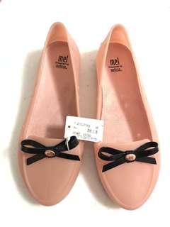 🚚 ♥️♥️♥️全新MELISSA 巴西香香鞋 Nude 粉色 38