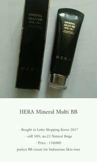 HERA Mineral Multi BB SPF40/PA++