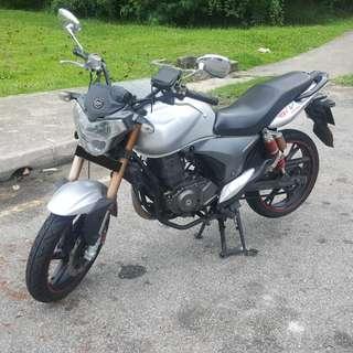 Keeway RKV200S