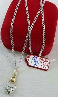 Saudi Gold 18K Heart