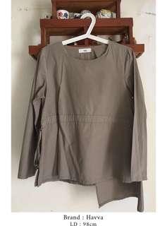 Havva Choco Shirt