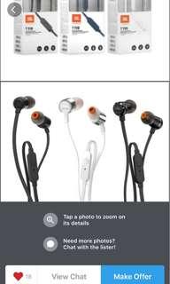 JBL earpiece