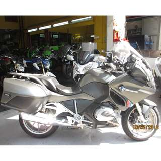 BMW R1200RT 2015 $36K D/P $500 or $0 With out insurance (Terms and conditions apply. Pls call 67468582 De Xing Motor Pte Ltd Blk 3006 Ubi Road 1 #01-356 S 408700.