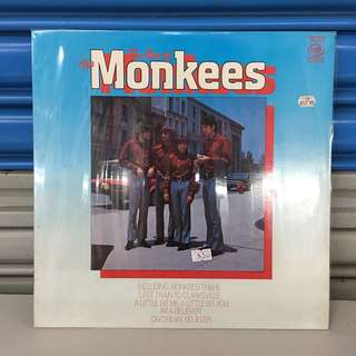 """The Monkees 12"""" LP"""