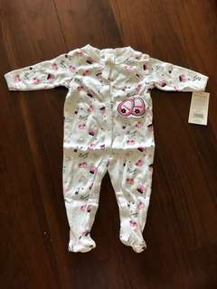 Baby Sleepsuit 0-3 months