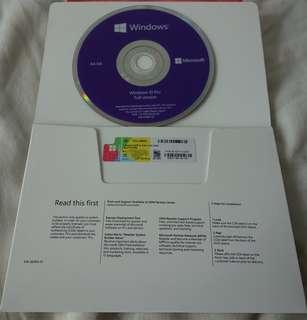 [全新未折] Microsoft Windows 10 Professional (x64/64bit)