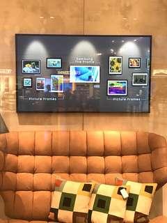 全新 55 Samsung The Frame 美學電視