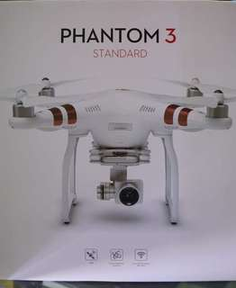 Phantom 3 proses kredit langsung