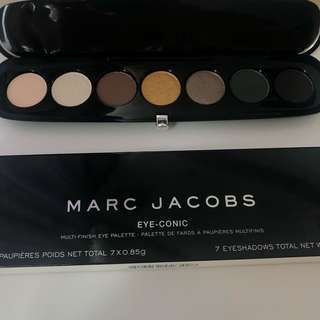 🚚 Marc Jacobs Eye-Conic Palette