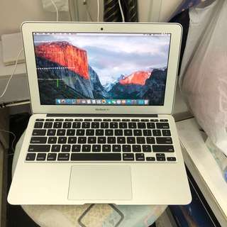 MacBook Air P2 2015