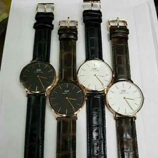 DW Classic York 40mm Ori BM New