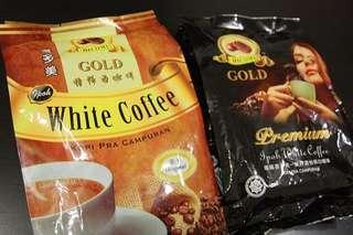 喜多美 怡保白咖啡(原味/特濃)