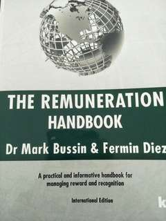 The Remuneration Handbook