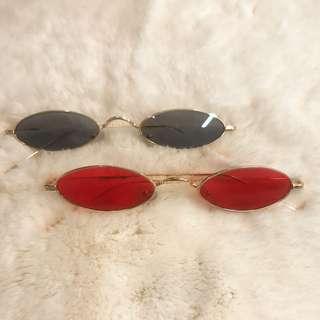 🚚 歐美小框流行太陽眼鏡