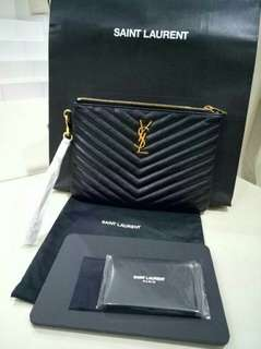 YSL Pouch (preloved) - Small Size