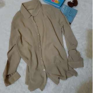 Chiffon Shirt