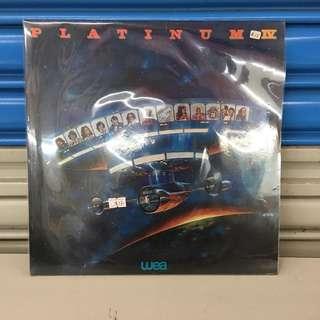 """Platinum 12"""" LP"""