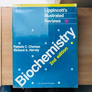 Biochemistry Review by Lippincott