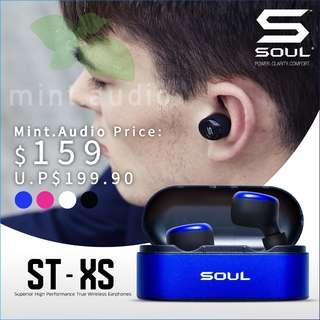 SOUL ST XS