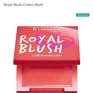 Rimmel Royal Cream Blush