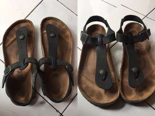 Birkenstock Sandals (Original beli di Birken GI)
