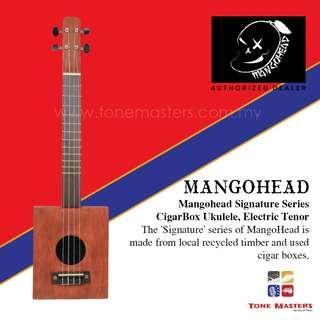 Mangohead Signature Series Tenor Acoustic-Electric Ukulele