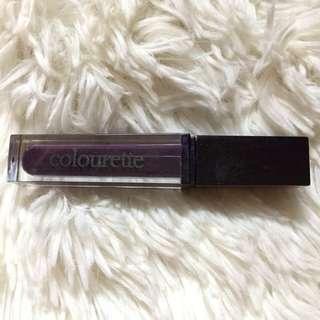 Colourette Matte liquid lipstick in Ursula