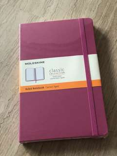 🚚 Moleskine Classic Collection Ruled Notebook