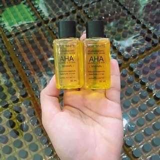 AHA body whitening serum  (original)